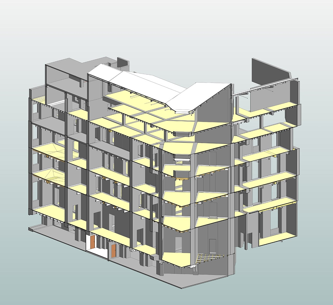 Bim Building Information Modeling Gaiagroup