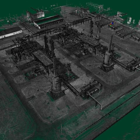 Plant surveys for offshore and onshore Oil & Gas facilities