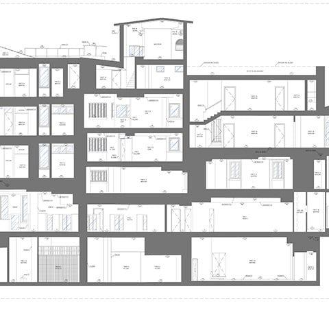 Rilievi Architettonici
