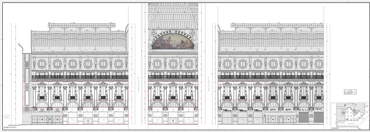 rilievi-architettonici_Milano_Galleria_GaiaGroup-19