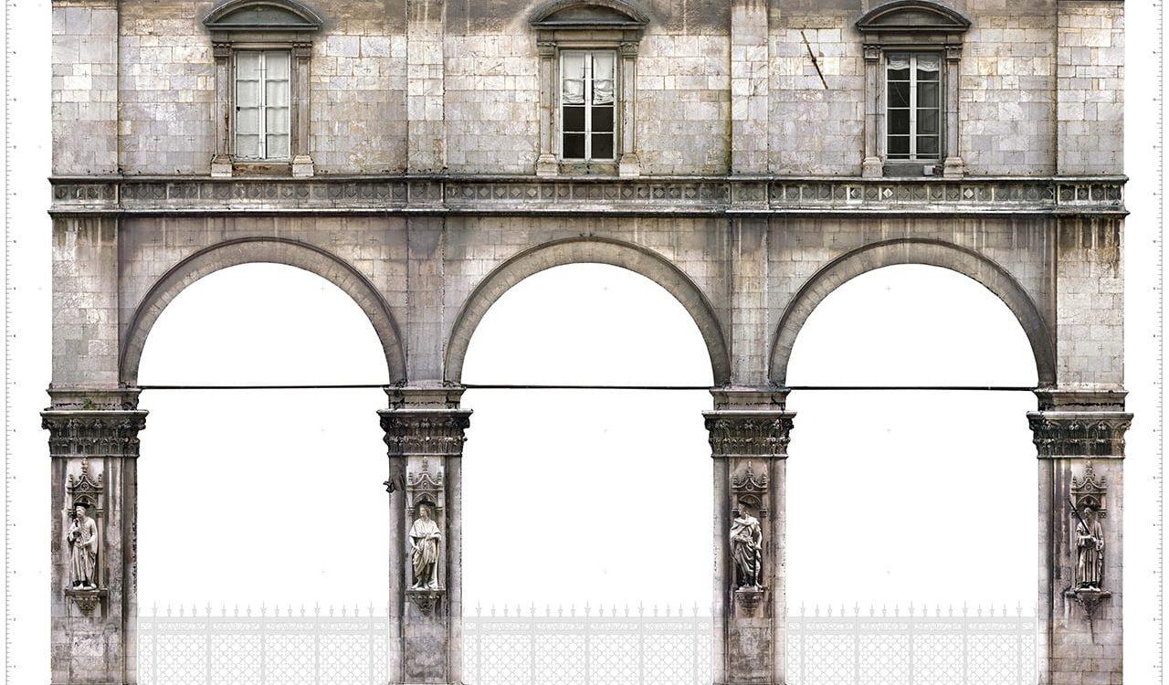rilievi-architettonici_Siena_Loggia_della_Mercanzia_GaiaGroup-07