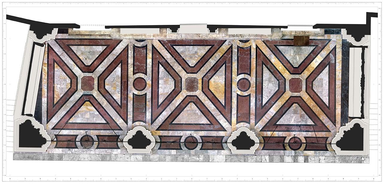 rilievi-architettonici_Siena_Loggia_della_Mercanzia_GaiaGroup-08