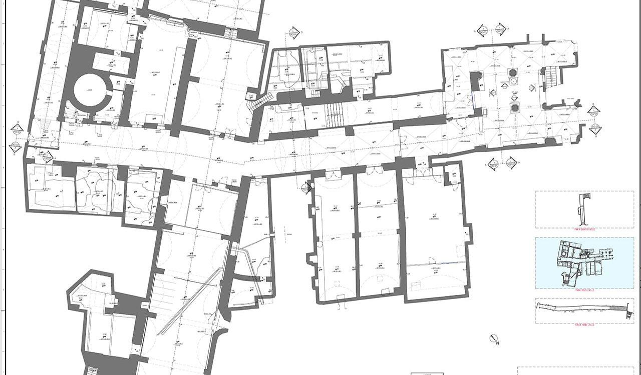 rilievi-architettonici_Siena_Santa-Maria_della_Scala_GaiaGroup-11