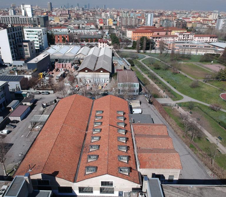 Rilievo Fotogrammetico con Drone – Milano