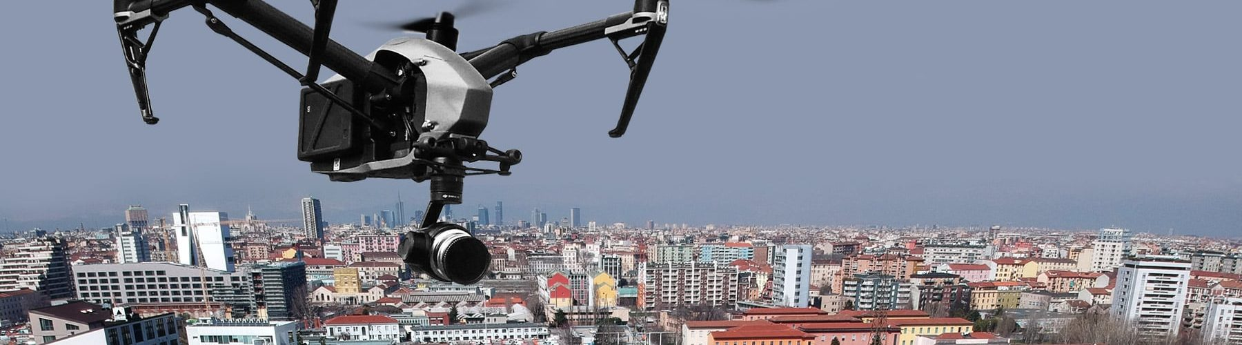 Topographic and Photogrammetric surveys with Drones