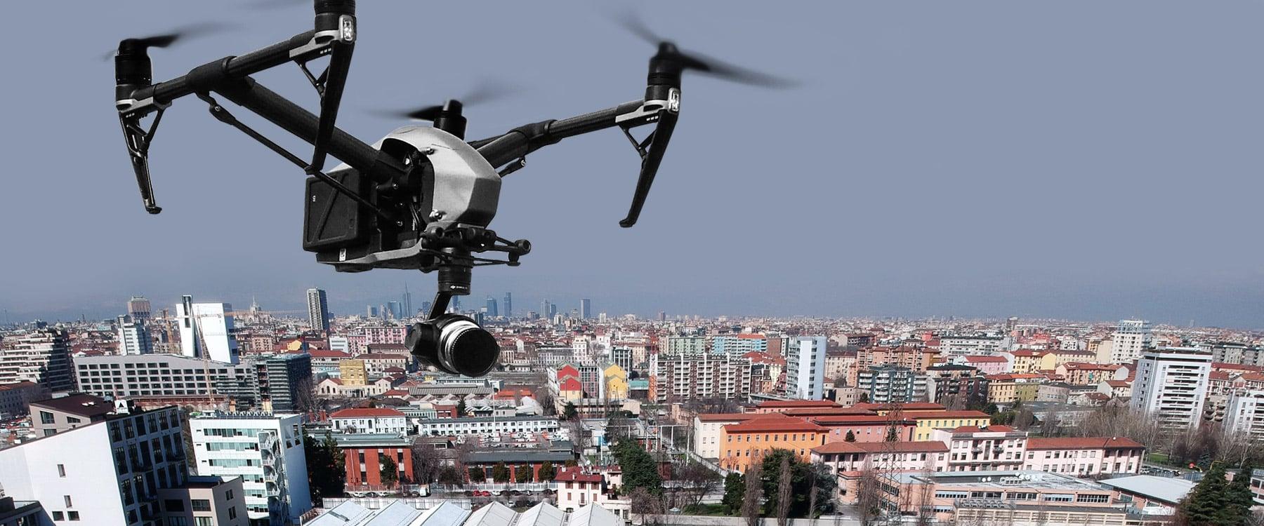 Rilievi Topografici e Fotogrammetrici con Drone Gaiagroup