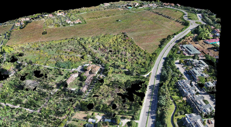 rilievo-fotogrammetrico-con-drone-nuovo-centro-sportivo-fiorentina4
