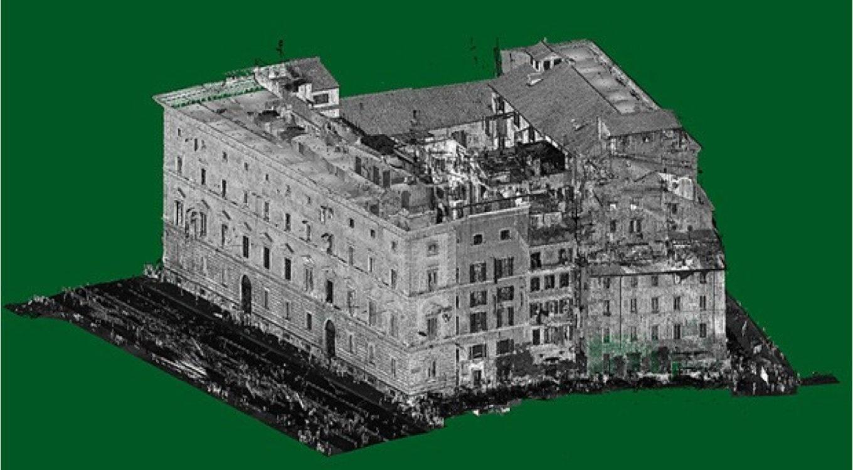 rilievo-laser-scanner-palazzo-storico-roma